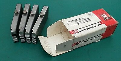 """Rothenberger Classic 22A pipe threading dies 1/2"""" to 3/4"""" threader collins"""