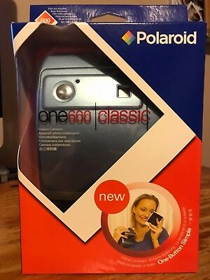 RARE MODEL Polaroid 600 Classic Instant Camera (New Original Sealed)
