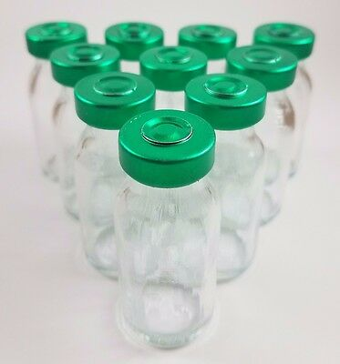 (10) 10ml Sealed Sterile Vials HIGHEST QUALITY LOWEST PRICE FREE SHIP