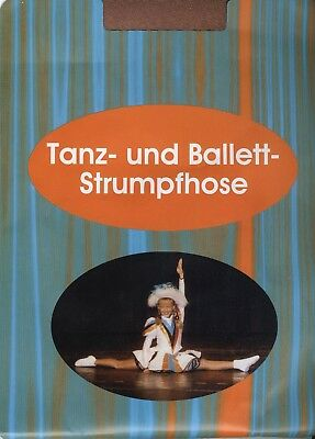 Tanzstrumpfhosen 3er Pack Aerobic Yoga Ballett Strumpfhose 90den Make Up