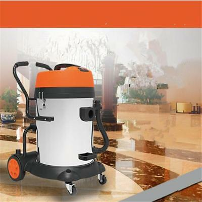 Vacuum Cleaner Industry 60L High Pressure Commercial Wet And Dry