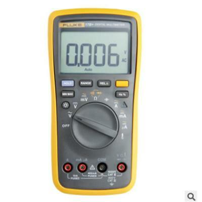 HIGH QUALITY ! FLUKE F17B+ 17B Digital Multimeter Meter