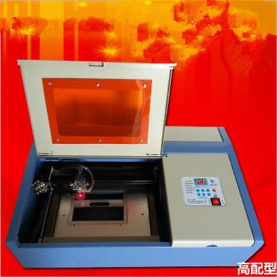 50W High With Version 320 Small Laser Wood Cutting Machine Cutting Machine