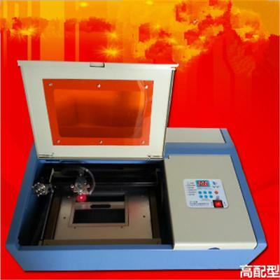 40W Standard Edition 320 Small Laser Wood Cutting Machine Cutting Machine