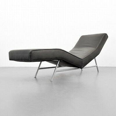 Milo Baughman FRED Chaise Lounge Lot 497