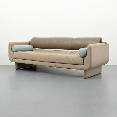 Vladimir Kagan MATINEE Sofa / Daybed Lot 7