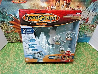Heroscape Thaelenk Tundra Expansion Set - New In Box