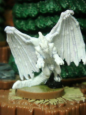 White Wyrmling Heroscape Wave 12/D2 Warriors of Eberron