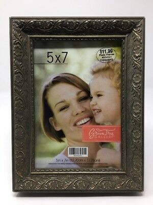Green Tree Gallery Picture Frame Photo Album - 5 x 7 - Free Shipping