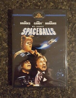 SPACEBALLS (1987) Mel Brooks Brand New DVD from 2006- Still in Wrapping