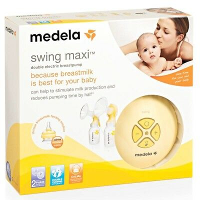 NEW Medela Swing Maxi Double Electric Breastpump