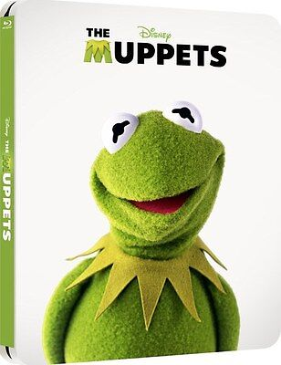 The Muppets - Limited Edition Blu-Ray SteelBook / Disney