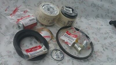 Parker and Yanmar Filter Elements and Extras..LOT