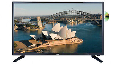 "BRAND NEW 32"" HD LED LCD TV with BUILT-IN DVD PLAYER 12 MONTH WARRANTY 32 INCH"