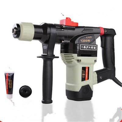 Hammer Hammer High-Power 1200w Impact Drill Industry 688 [1200W] Standard Set (S