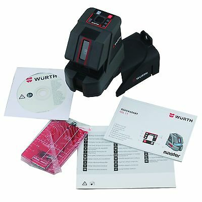 NEW wurth laser level demarcation device cll11 Laser Levels