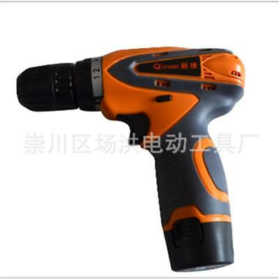 12v Rechargeable Hand Ddrill Lithium Rechargeable Electric Drill Large Capacity