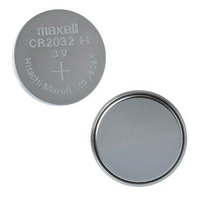 maxell CR2032 3V Lithium Battery 20 Pcs Single Use Batteries
