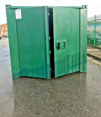 10ft x 8ft Anti-Vandal Storage Container - Greater Manchester