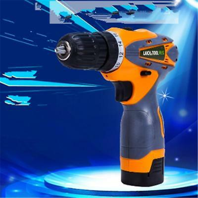 12V16.8V Lithium Electric Hand Drill Charging Multi-Function Wireless Power Tool