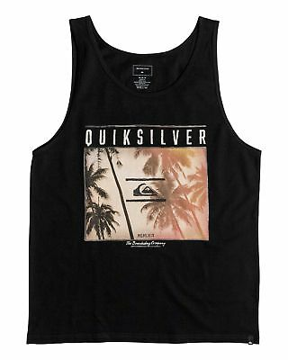 NEW QUIKSILVER™  Boys 8-16 Perfect Location Singlet Boys Teens Tops