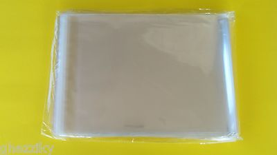 200 - 9x12 & 11x15 Clear Resealable Poly Cello Cellophane Clothing shirt Bags