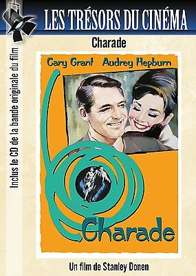 DVD Charade / Inclus le CD de la Bande Originale du Film / BOF - OST / Coffret