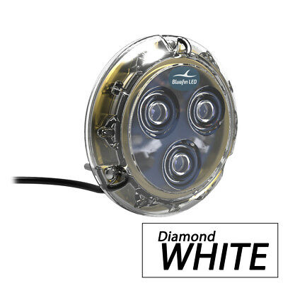 Bluefin LED Piranha P3 Surface Mount Underwater LED Light - 1400 Lumens