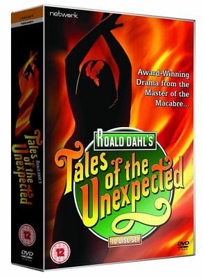TALES OF THE UNEXPECTED box set TV series. 10 discs. 50+ episodes. New DVD.