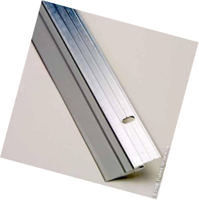 Frost King A59/36H Premium Aluminum And Vinyl Door Sweep 1-5/8-Inch by 36-Inches