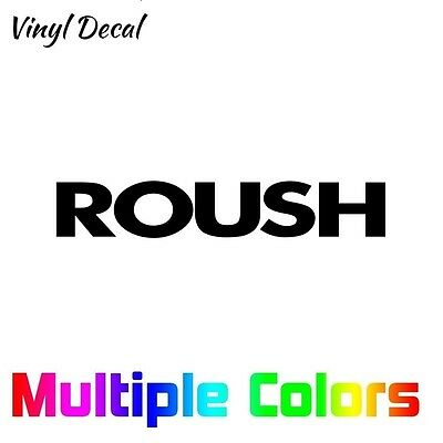 """Roush Decal 