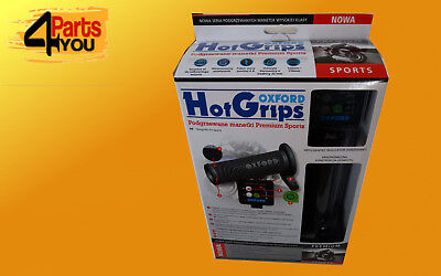 Hight Quality Oxford Hot Grips Premium Sport  Heated Grips - New - Of692