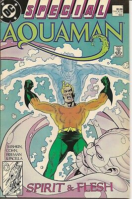 Aquaman Special (DC-1988)  #1  52 pages