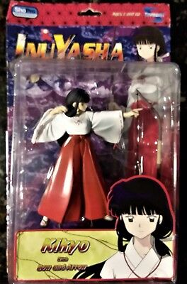 """InuYasha figurine """"Kikyo with Bow and Arrow"""" in original but opened container"""