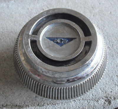 Vintage 1950s Chevy Car or Truck Horn Button Cover 3841874