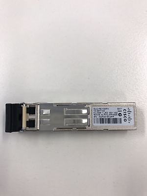 New Cisco GLC-FE-100FX 100BASE-FX SFP module 10-2077-02, 1 Yr Wty., Tax Invoice