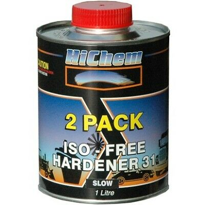 HICHEM 2PACK HARDENER 1L ISO-FREE Icocyanate Free 1L (INSTORE PICKUP ONLY)