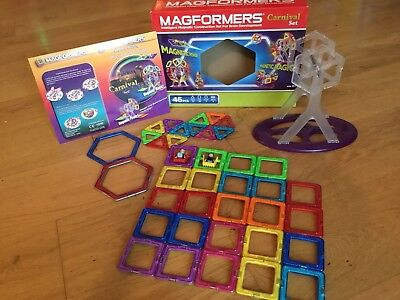Magformers Carnival-Set@274-13@44 Teile@wNEU in OVP