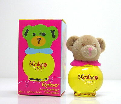 Kaloo Pop yellow bear 8 ml Eau de Senteur Miniatur