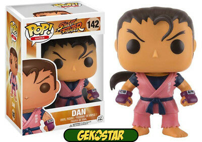 Dan - Street Fighter Funko POP Vinyl