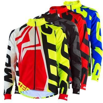 MOTS Step4 Lightweight Riding Jacket-Trials-MX-Cycle-Dirtbike