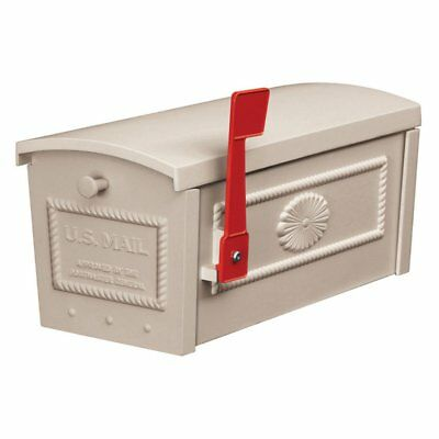 Salsbury Post Style Townhouse Mailbox