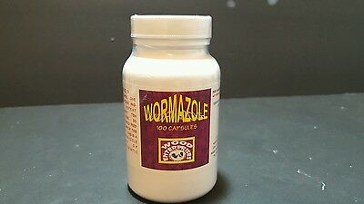 Wormazole for Gamecocks Gamefowl Wormer