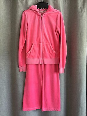 juicy couture Girls tracksuit