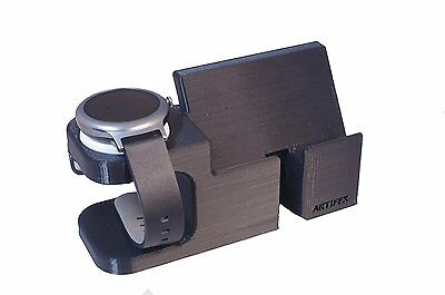 LG Style Watch Combo Stand, Artifex Charging Dock Stand for LG Style