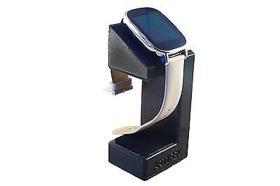 ASUS Zenwatch 2 Charging cradle watch stand by Artifex Design STAND ONLY(Black)