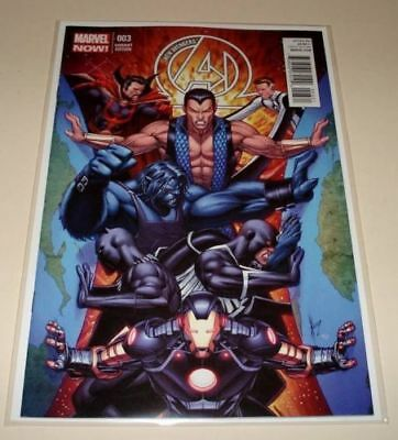 NEW AVENGERS # 3 Marvel Comic (April 2013) VFN/NM 1:50 DALE KEOWN VARIANT COVER
