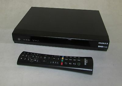 Humax HDR-1800T 320Gb Freeview WiFi Ready With HD Tv Recorder RF872