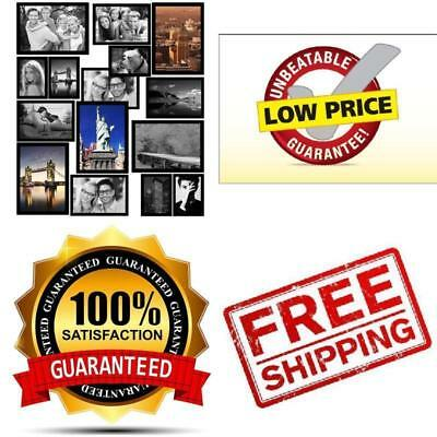 MAGNETIC PICTURE FRAMES, Photo collage Frame for Refrigerator, Hold ...