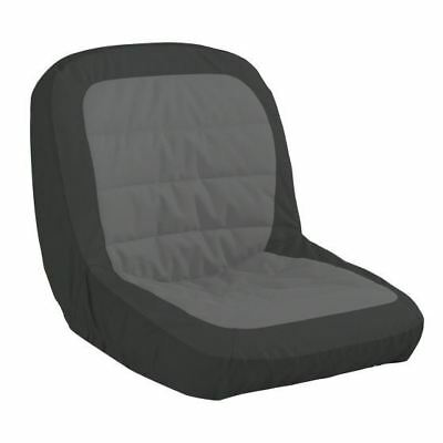 Contoured Ride On Lawn Mower / Tractor Seat Cover - Small